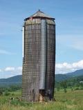 Um silo velho Fotografia de Stock Royalty Free
