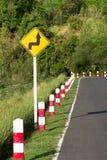 Um sinal de estrada Imagens de Stock