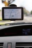 Sistema de GPS Foto de Stock Royalty Free