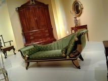 Um sofá bonito Imagens de Stock Royalty Free