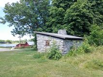Um stonehouse Foto de Stock Royalty Free