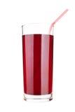 Um suco da cereja Imagens de Stock Royalty Free