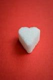 Um Sugar Heart Imagens de Stock Royalty Free