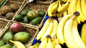 Um suporte de fruto Imagem de Stock