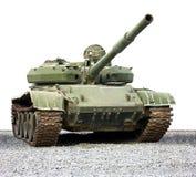 Um tanque Foto de Stock Royalty Free