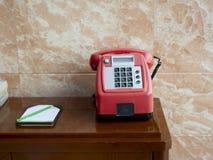 Um telefone Fotos de Stock Royalty Free