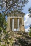 Um templo antigo perto de Viena em Áustria Foto de Stock Royalty Free
