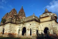 Um templo arruinado Imagem de Stock Royalty Free