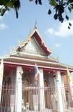 Um templo tailandês Fotos de Stock Royalty Free