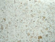 Um teste padrão branco cerâmico foto de stock