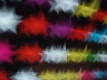 Um teste padrão colorido do fundo Fotografia de Stock