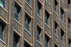 Um teste padrão da janela Fotografia de Stock
