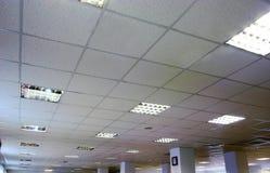 Um teto do escritório Fotografia de Stock