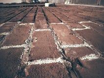 Um tijolo a tempo Foto de Stock