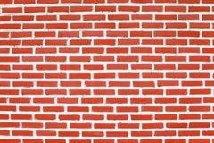 Um tijolo vermelho da parede Imagem de Stock Royalty Free