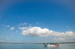 Um transporte do mar Imagens de Stock Royalty Free