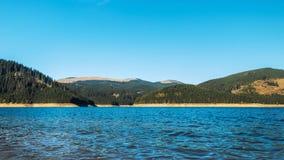 Um tripp ao lago Vidra foto de stock royalty free