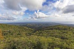 Um vale tropical em Cuba fotografia de stock royalty free