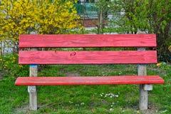Um vermelho relaxa Imagens de Stock