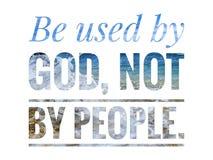 Um verso diário da Bíblia para God& x27; palavra de s para o incentivo, a paz e a cura ao longo de hoje imagens de stock