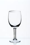 Um vidro com tiro do close up Foto de Stock Royalty Free