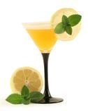 Um vidro com um cocktail. Foto de Stock Royalty Free