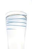 Um vidro da água Fotos de Stock