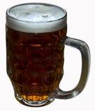 Um vidro da cerveja Imagens de Stock Royalty Free
