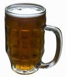 Um vidro da cerveja Fotografia de Stock