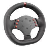 Um volante para competir imagens de stock royalty free