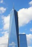 Um World Trade Center Foto de Stock