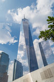 Um World Trade Center Fotografia de Stock Royalty Free
