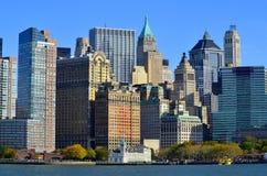 Um World Trade Center Imagem de Stock Royalty Free