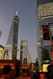 Um World Trade Center Freedom Tower Fotos de Stock