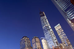 Um World Trade Center New York City Imagem de Stock Royalty Free