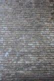 Uma alvenaria velha do tijolo Fotografia de Stock