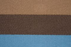 Uma amostra de texturas multi-coloridas das telas foto de stock royalty free