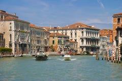 Uma arquitetura da cidade de Veneza, Itália Foto de Stock Royalty Free