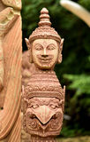 Uma arte tailandesa bonita Fotos de Stock