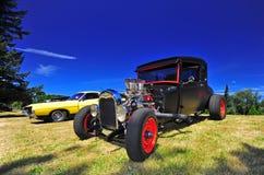 Uma auto mostra de 2011 dias do desfiladeiro Imagens de Stock