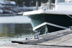 Uma aventura bonita dos barcos Foto de Stock