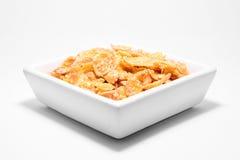 Uma bacia de cereal Imagens de Stock Royalty Free