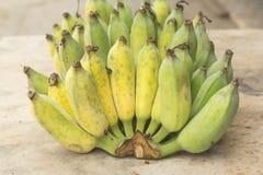 Uma banana Fotografia de Stock
