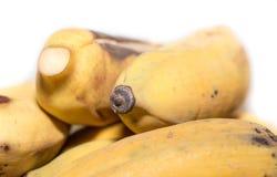 Uma banana Imagens de Stock