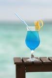 Uma bebida do cocktail Fotografia de Stock