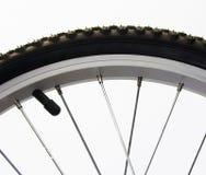 Uma bicicleta Imagem de Stock Royalty Free