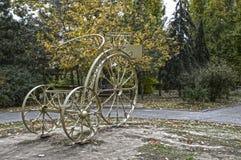 Uma bicicleta Fotos de Stock