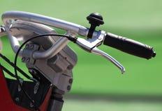 Uma bicicleta da bicicleta na natureza Fotografia de Stock Royalty Free