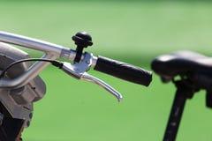 Uma bicicleta da bicicleta na natureza Fotografia de Stock