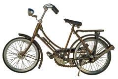 Uma bicicleta do brinquedo imagens de stock royalty free